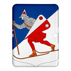 Lillehammer Coat of Arms  Samsung Galaxy Tab 4 (10.1 ) Hardshell Case