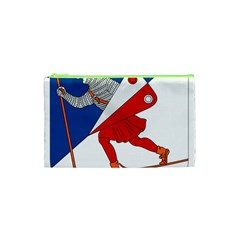 Lillehammer Coat of Arms  Cosmetic Bag (XS)