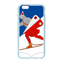 Lillehammer Coat of Arms  Apple Seamless iPhone 6/6S Case (Color)