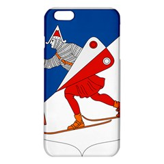 Lillehammer Coat of Arms  iPhone 6 Plus/6S Plus TPU Case