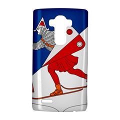 Lillehammer Coat of Arms  LG G4 Hardshell Case