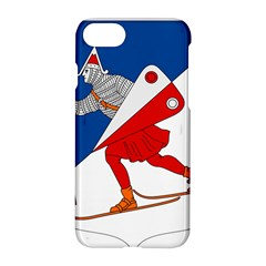 Lillehammer Coat of Arms  Apple iPhone 7 Hardshell Case