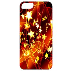 Background Pattern Lines Oval Apple Iphone 5 Classic Hardshell Case