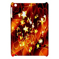 Background Pattern Lines Oval Apple Ipad Mini Hardshell Case