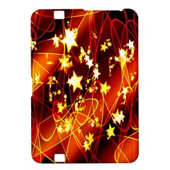 Background Pattern Lines Oval Kindle Fire Hd 8 9