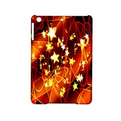 Background Pattern Lines Oval Ipad Mini 2 Hardshell Cases