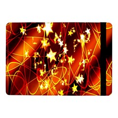 Background Pattern Lines Oval Samsung Galaxy Tab Pro 10.1  Flip Case