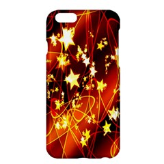 Background Pattern Lines Oval Apple Iphone 6 Plus/6s Plus Hardshell Case