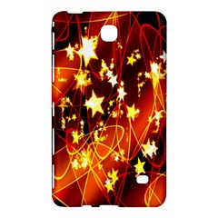 Background Pattern Lines Oval Samsung Galaxy Tab 4 (7 ) Hardshell Case