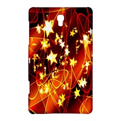Background Pattern Lines Oval Samsung Galaxy Tab S (8 4 ) Hardshell Case