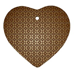 Background Seamless Repetition Ornament (Heart)