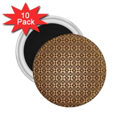 Background Seamless Repetition 2 25  Magnets (10 Pack)