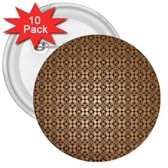Background Seamless Repetition 3  Buttons (10 Pack)