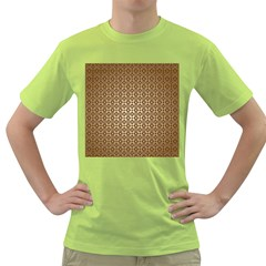 Background Seamless Repetition Green T Shirt