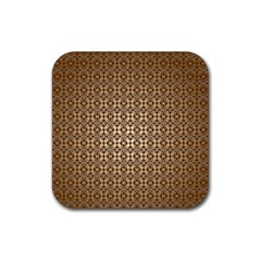 Background Seamless Repetition Rubber Coaster (square)