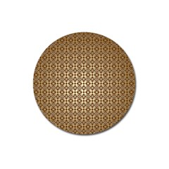 Background Seamless Repetition Magnet 3  (round)