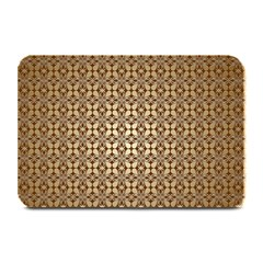 Background Seamless Repetition Plate Mats