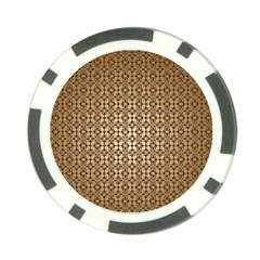 Background Seamless Repetition Poker Chip Card Guard