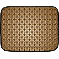Background Seamless Repetition Double Sided Fleece Blanket (mini)