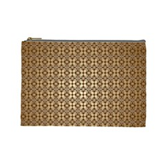 Background Seamless Repetition Cosmetic Bag (large)