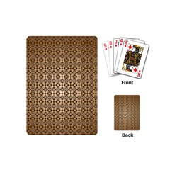 Background Seamless Repetition Playing Cards (mini)
