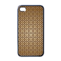 Background Seamless Repetition Apple Iphone 4 Case (black)
