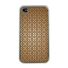 Background Seamless Repetition Apple Iphone 4 Case (clear)