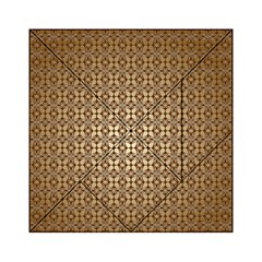 Background Seamless Repetition Acrylic Tangram Puzzle (6  X 6 )