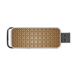 Background Seamless Repetition Portable Usb Flash (two Sides)