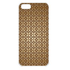 Background Seamless Repetition Apple Iphone 5 Seamless Case (white)