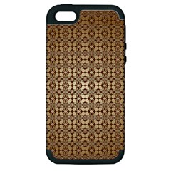 Background Seamless Repetition Apple Iphone 5 Hardshell Case (pc+silicone)