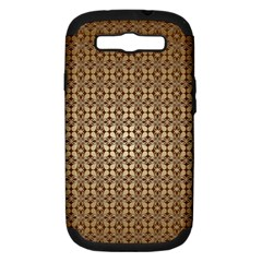 Background Seamless Repetition Samsung Galaxy S Iii Hardshell Case (pc+silicone)