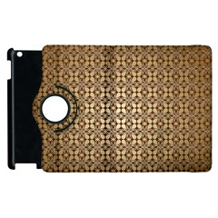 Background Seamless Repetition Apple Ipad 2 Flip 360 Case
