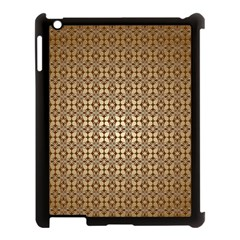Background Seamless Repetition Apple Ipad 3/4 Case (black)