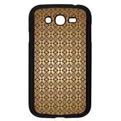 Background Seamless Repetition Samsung Galaxy Grand Duos I9082 Case (black)
