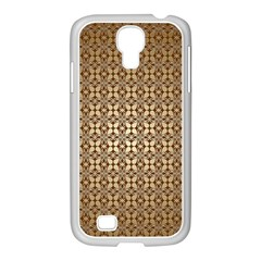 Background Seamless Repetition Samsung Galaxy S4 I9500/ I9505 Case (white)