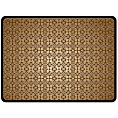 Background Seamless Repetition Double Sided Fleece Blanket (large)