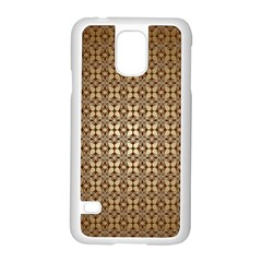 Background Seamless Repetition Samsung Galaxy S5 Case (white)