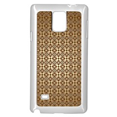 Background Seamless Repetition Samsung Galaxy Note 4 Case (white)