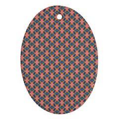 Background Pattern Texture Ornament (Oval)