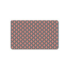 Background Pattern Texture Magnet (name Card)