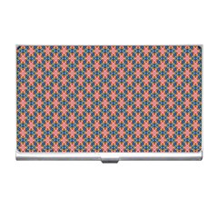 Background Pattern Texture Business Card Holders