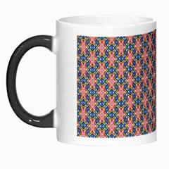 Background Pattern Texture Morph Mugs