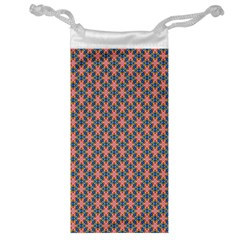 Background Pattern Texture Jewelry Bag
