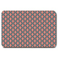 Background Pattern Texture Large Doormat
