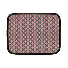 Background Pattern Texture Netbook Case (small)