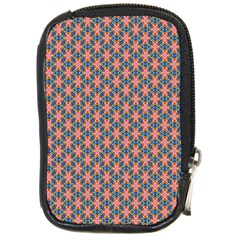 Background Pattern Texture Compact Camera Cases