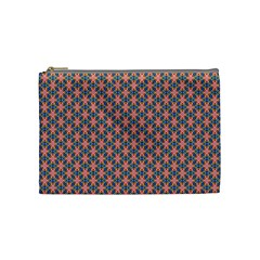 Background Pattern Texture Cosmetic Bag (medium)