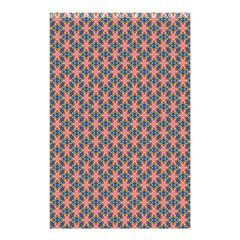 Background Pattern Texture Shower Curtain 48  X 72  (small)