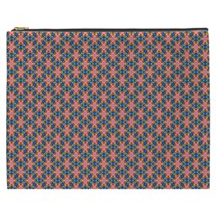 Background Pattern Texture Cosmetic Bag (xxxl)